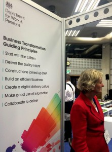 Using our Guiding Principles as a conversation starter at Civil Service Live 2014