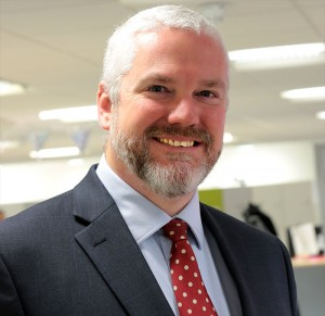 Nic Harrison - Director of Enabling Digital Delivery