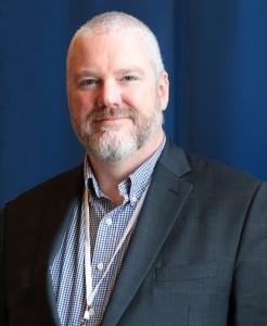 Nic Harrison Director of Enabling Digital Delivery