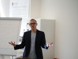 Ben Terrett Director of Design, GDS