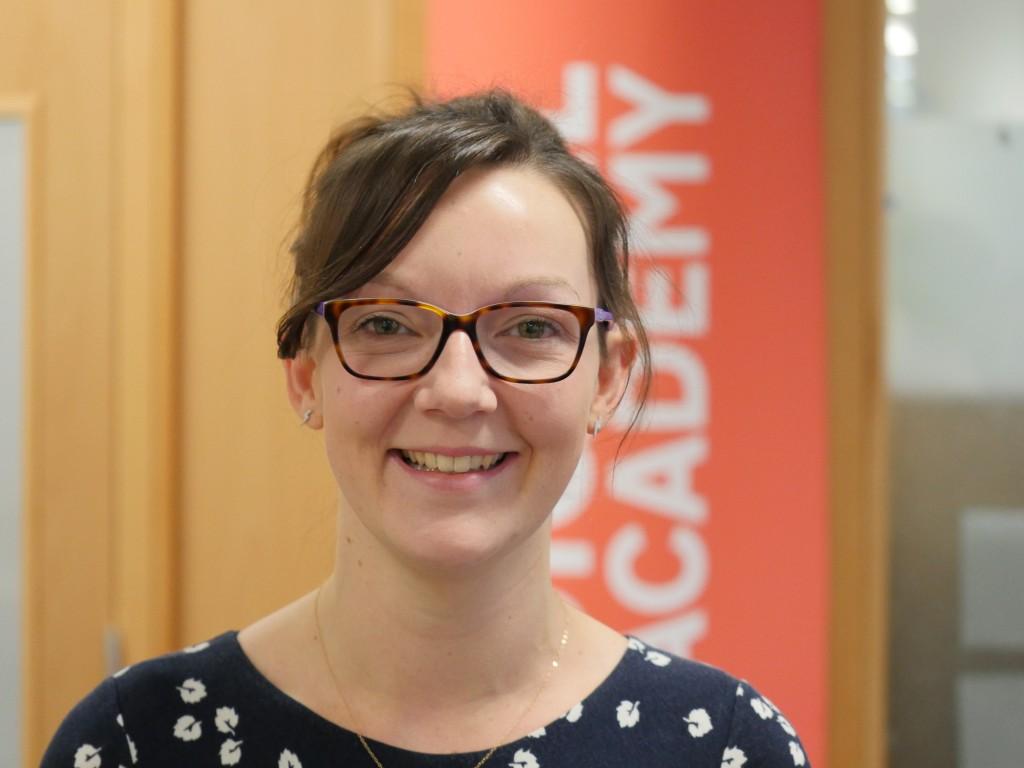 Melanie Cannon, Senior Content Designer