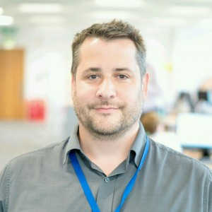 Chris Jones, Product Owner