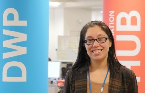 Zoe Gould, Service Manager