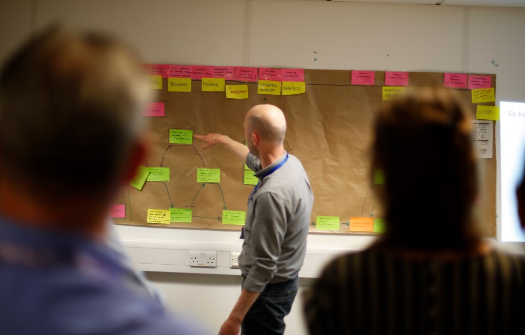 Developing a clear view of people and policy priorities across DWP