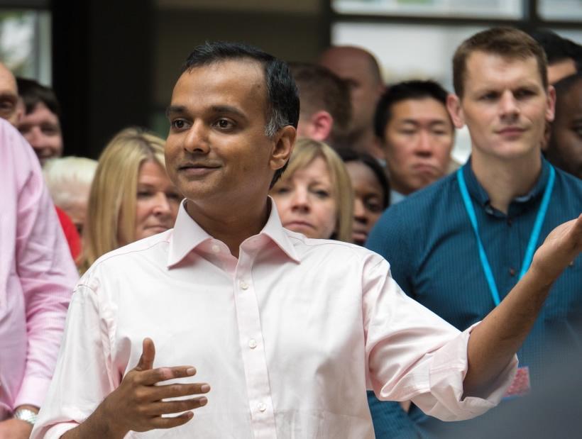 Mayank Prakash, DWP's Director General of Digital