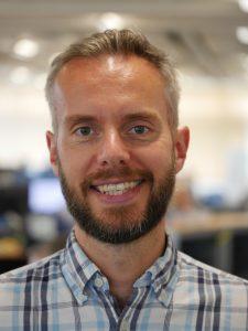 Jon Osborn, Deputy Head of Business Analysis and Principle BA