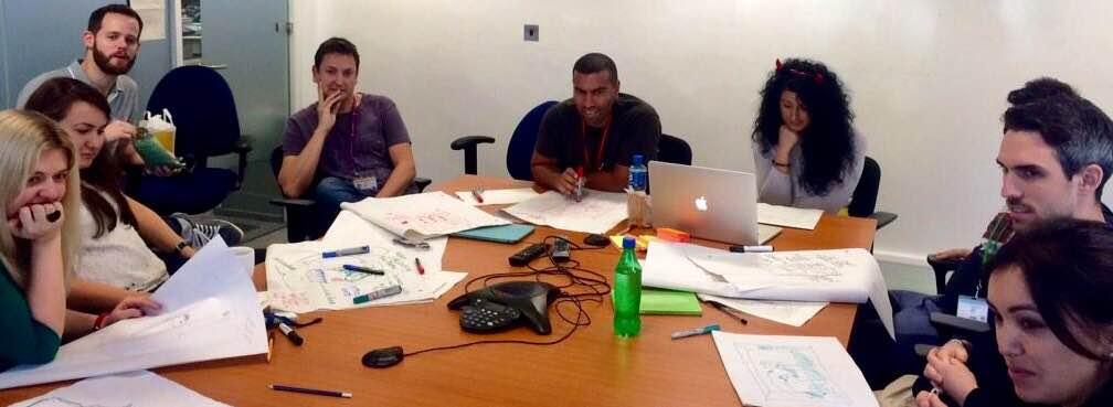 Business Designers from around DWP
