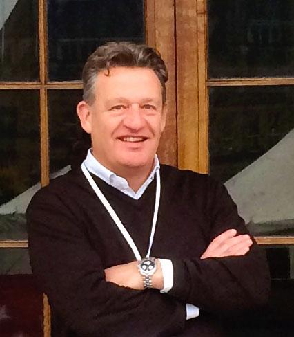 Kevin Cunnington, Director General, Business Transformation