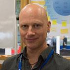 Steve Bruce, Delivery Manager