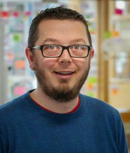 Tom Morgan, Interaction Designer, DWP