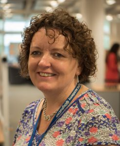 Liz Whitefield, DWP Secure Comms Service Manager