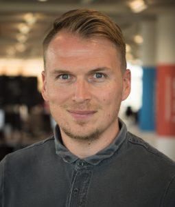 Ryan Mallinson, DWP Digital Academy