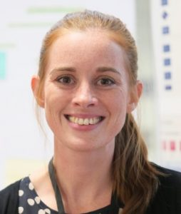 Hayley Goldthorpe, Lead Business Analyst DWP Digital