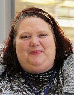 Diane Reddell, DWP