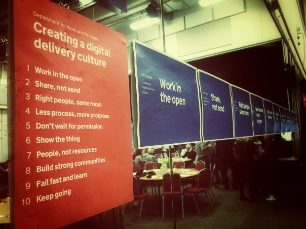 10 steps to creating a digital delivery culture in DWP