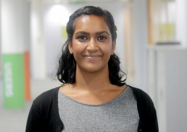 Vimla Appadoo, service designer, DWP