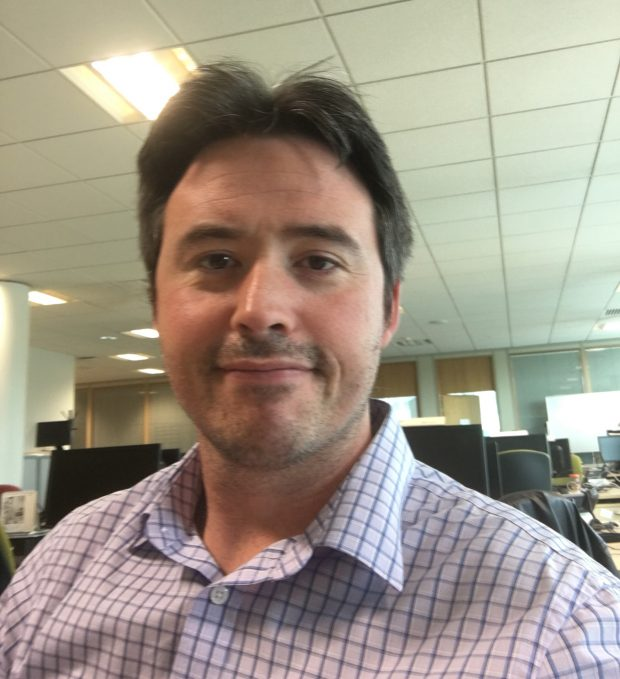 David Scrivens, Infrastructure engineer