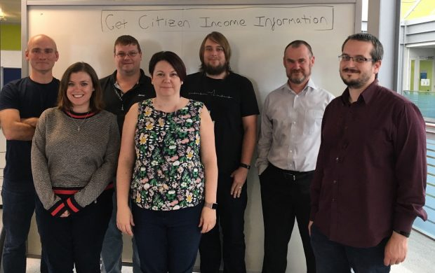 The Get Citizen Income Information team