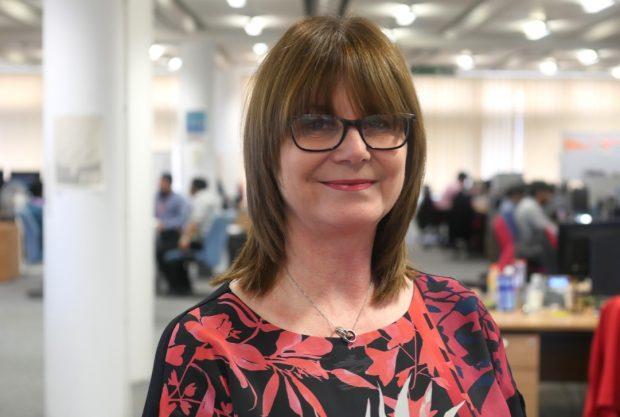 Sally Hudson, DWP Digital product owner