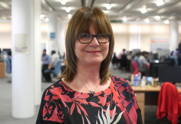 Sally Hudson, DWP Digital Product Owner