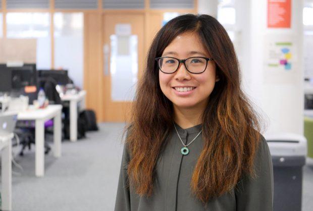 Marie Cheung, DWP Digital