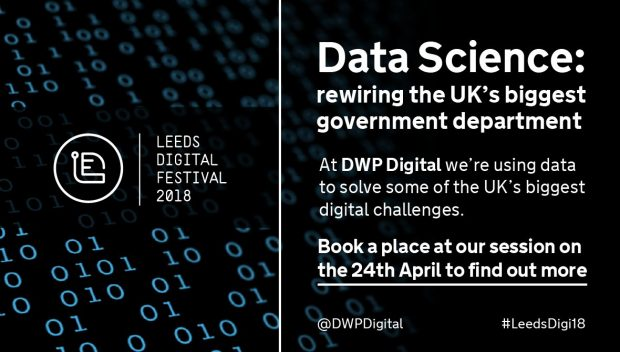 Data Science: rewiring the UK's largest government department
