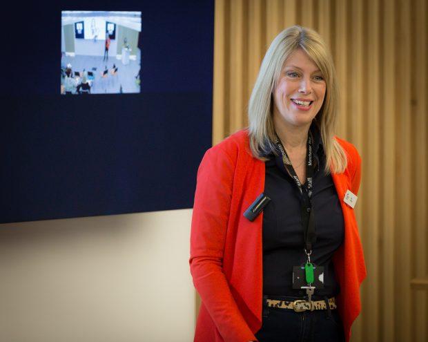 Sue Griffin, DWP Digital