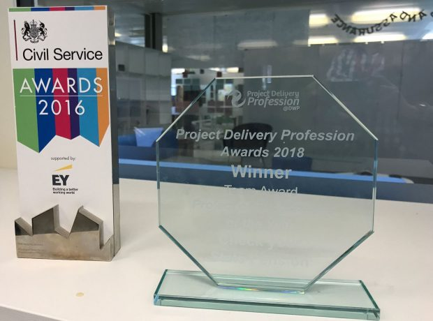 An award winning service