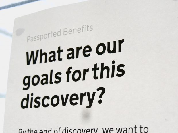 Passports Benefits discovery goals