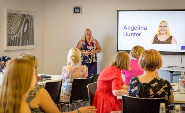 Angelina Hunter