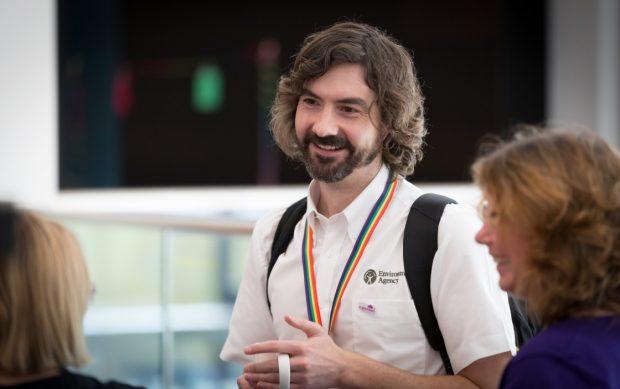 Martin Quinton, Environment Agency