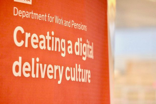 Creating a digital delivery culture poster