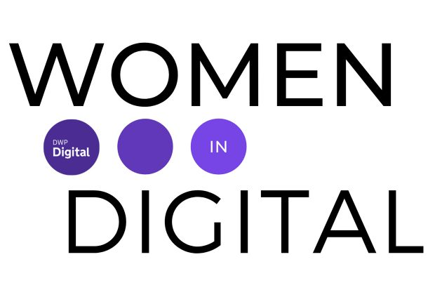 Women in Digital logo
