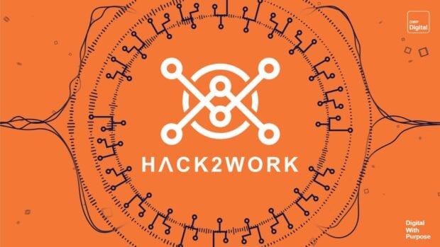Digital infographic with Hack2Work written underneath